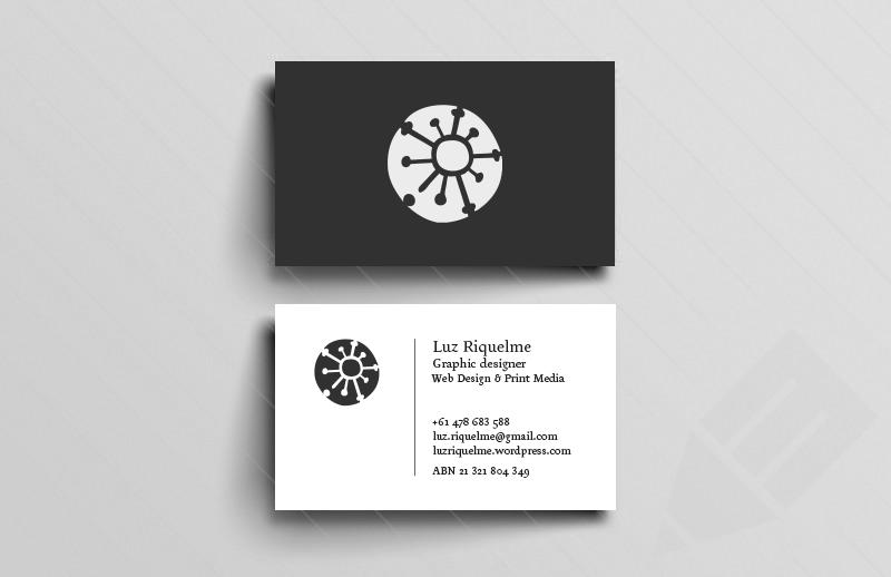 Business cards luz riquelme luz riquelme business cards luz riquelme reheart Images